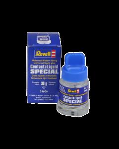 Contacta Liquid Special, Lijm met Kwast (30gr) - voor Chrome Onderdelen (REV39606)