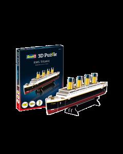 3D Puzzle RMS Titanic (REV00112)