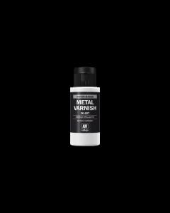 Gloss Metal Varnish 60ml - Vallejo 26657 Vallejo 26657