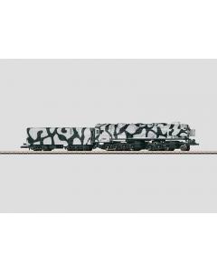 Z DB Stoomlocomotief met Condestender Br 53 (MAR88055)
