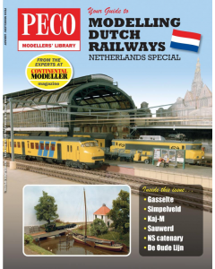 Guide: Modelling Dutch Railways Peco 213