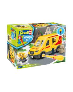 1/20 Junior Kit - Pakketdienst met figuur (REV00814)