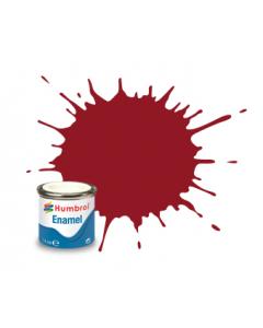 Nr.20 - Crimson Rood, Glans 14ml Humbrol 0223