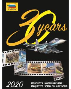 Zvezda Catalogus 2021 (ZVE4070)