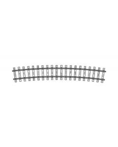 H0m Code 70 Gebogen Rail, R 380mm 30° Bemo 4294207
