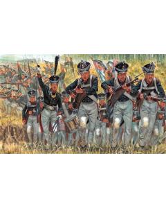1/72 Russian Infantry, Napoleonic Wars (ITA6073)