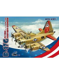 CartoonMod B-17G Flying Fortress Bomber Meng 001