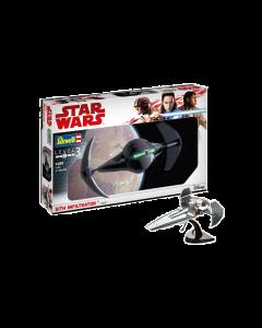 1/257 Sith Infiltrator, Star Wars (REV03612)