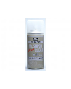 Mr. Super Clear UV Cut Gloss Spray 170ml Mr. Hobby 522