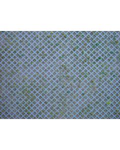 H0 Muurplaat Grasstenen Faller 170625