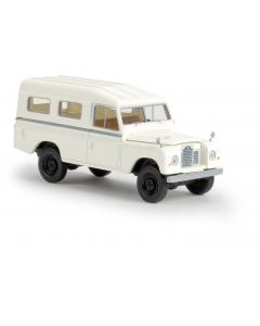 H0 Land  Rover  109  geschlossen,  w (BRE13775)