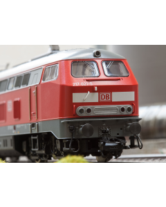 H0 DB 2x Diesellok BR 217 (Dubbeltraktie), Digitaal met Sound (MAR37769)