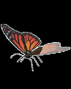 Metal Earth: Monarch Butterfly - MMS123 (MEA570123)