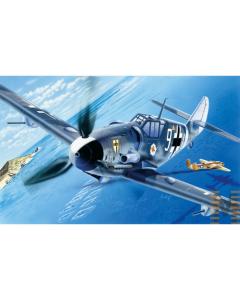 1/72 Bf-109 G-6 (ITA0063)