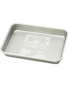 Aluminium Maintenance Tray 189x132x27mm Tamiya 67416