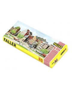 H0 B-924  binnenstadsblok Faller 109924