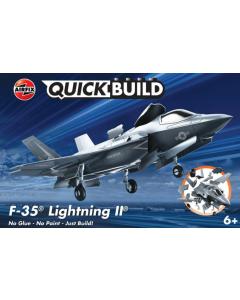 QUICKBUILD F-35B Lightning II Airfix 6040