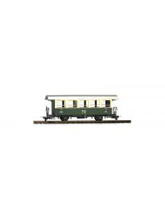 H0m RhB C 2084 Zweiachs-Personenwagen - Bemo 3238 114 Bemo 3238114