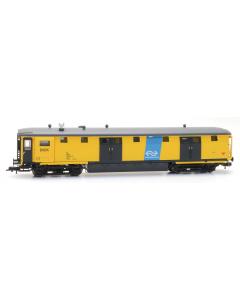 H0 NS Ongevallenwagen 511-0 NS-Logo depot Zwolle, tijdperk V, geel Artitec 2024905