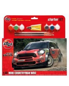 1/32 Mini Countryman WRC - Starter Set Airfix 55304