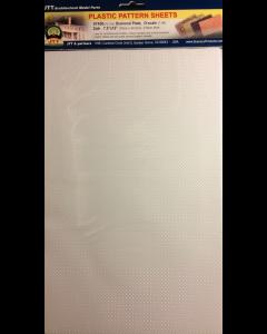 1/48 Traanplaat wit (enkel) 190 x 305 mm, 2 stuks (JTT97450)