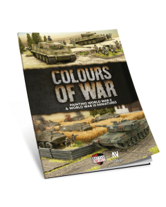 Boek: Colours of War (VAL75013)