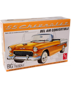 1/16 1955 Chevy Bel Air Convertible AMT 1134