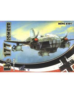 CartoonMod He177 Bomber (MENPL003)