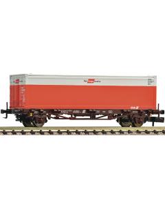 N Containerwagen Rail Cargo Austria (FLE824216)