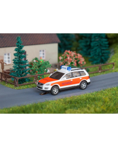 H0 Car System: VW Touareg Spoedarts (WIKING) Faller 161559
