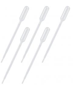Pipetten, kunststof, 5 stuks (FAL170531)