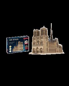 3D Puzzle Notre Dame Paris (REV00190)