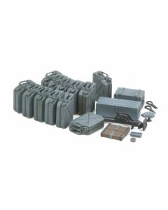 1/35 WWII German Jerrycan Set (12) (TAM35315)