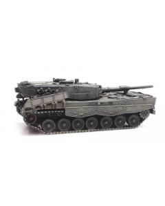 H0 NL Leopard 2A4, treinlading Koninklijke Landmacht Artitec 6870111