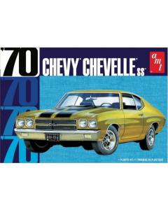 1/25 1970 Chevy Chevelle SS 2T (AMT1143)