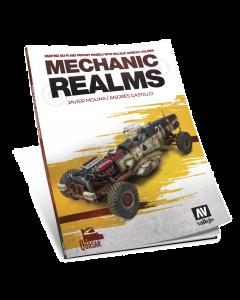 Boek: Mechanic Realms (VAL75018)