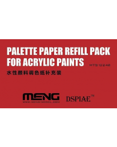 Palette Paper Refill Pack (MENMTS024A)