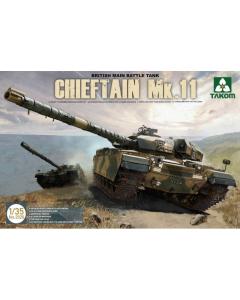 1/35 British Main Battle Tank Chieftain (TAK2026)