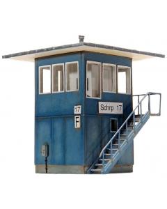 H0 Seinhuis 17 (bouwpakket) Artitec 10180
