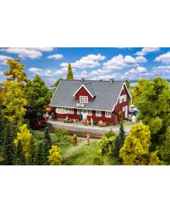 H0 Zweeds Station Faller 110160