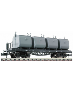 N DB Kuipwagens voor kolen (FLE826601)