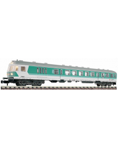 N RegionalBahn Stuurstandrijtuig 2e klas (FLE8143)
