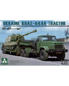 1/35 Ukraine KRAZ-6446 Tractor (TAK2019)