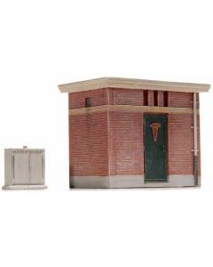 H0 Elektriciteitshuisje (bouwpakket) Artitec 10186