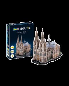 3D Puzzle Dom van Keulen (REV00203)