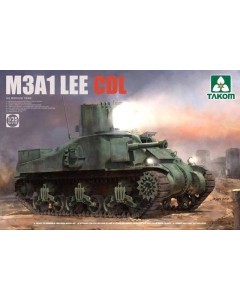 1/35 US Medium Tank M3A1 LEE CDL (TAK2115)