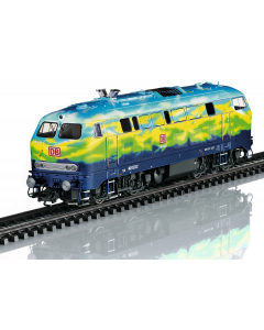 "H0 MHI DB Diesellocomotief BR 218 416 ""Touristi"" (MAR39218)"