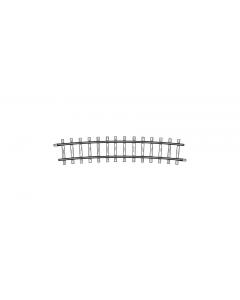 H0m Gebogen Rail, R 515mm 12° Bemo 4275000