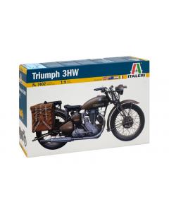 1/9 Triumpf 3HW Motorfiets (ITA7402)