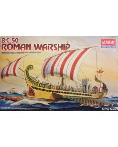 1/72 B.C.50 Roman Warship Academy 14207